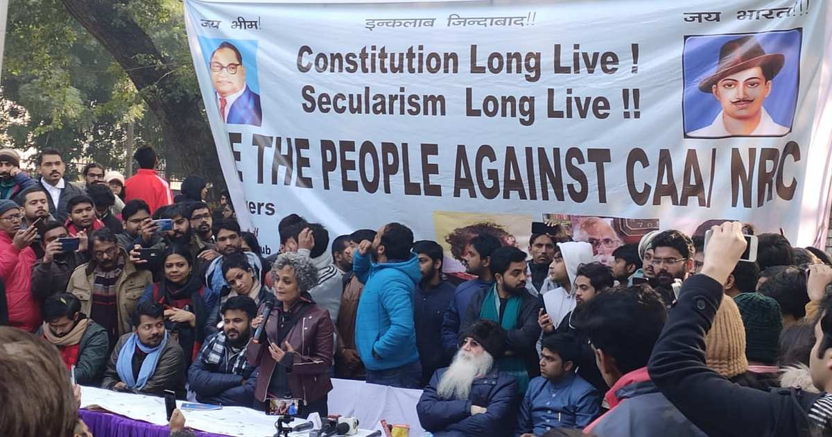 Constitutionalism In Indian Politics And The CAA-NRC Debacle (By Srijani Chakrabarty)